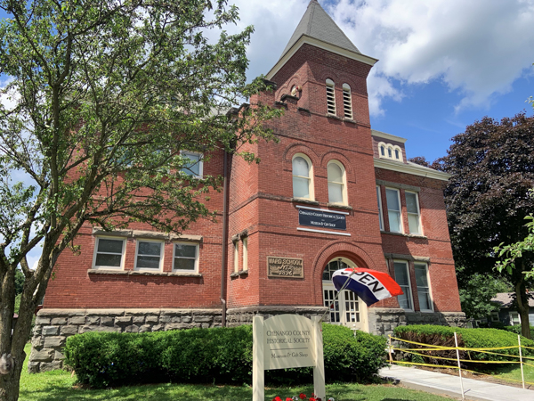 Regular business hours cease temporarily at county museum