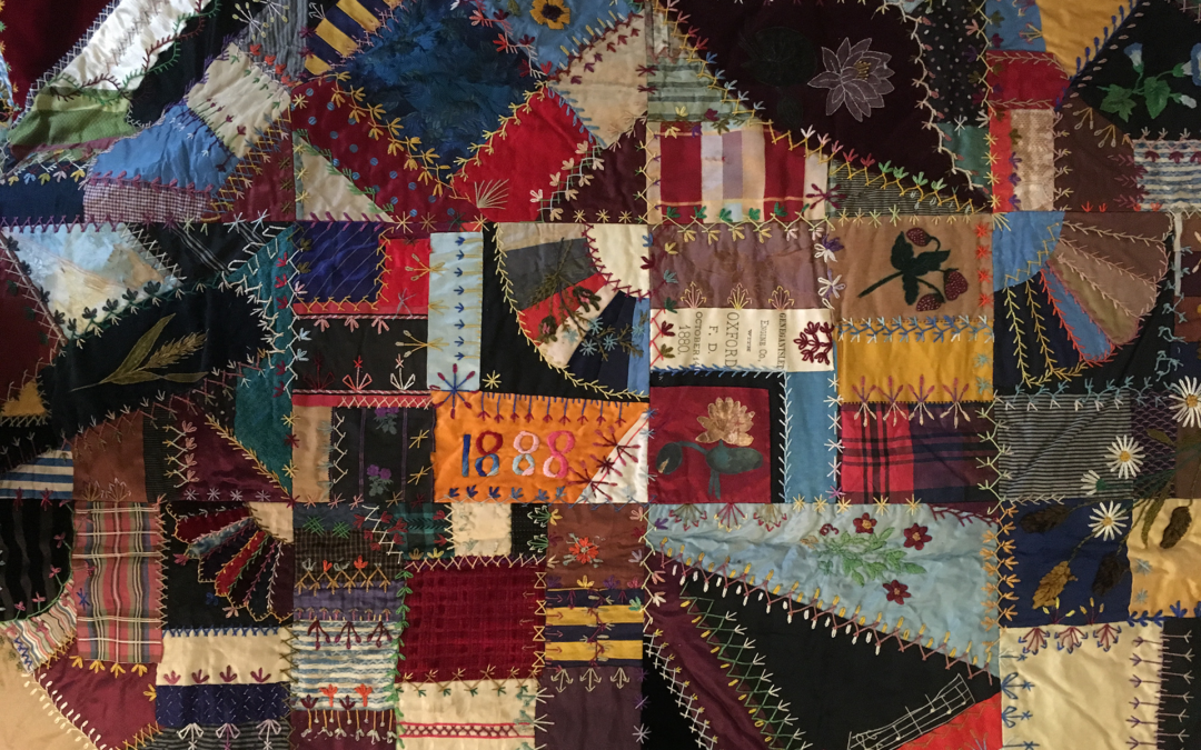 CCHS Celebrates Worldwide Quilting Day and Women's History Month