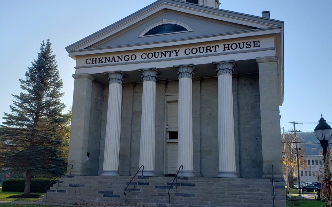 CCHS to Host 'Historic Architecture in Norwich, the Seat of Chenango County'